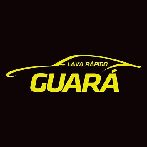 Logotipo Guará Lava Rápido - Cristian Fontes